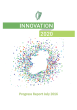 Image depicting item named Innovation 2020 First Progress Report
