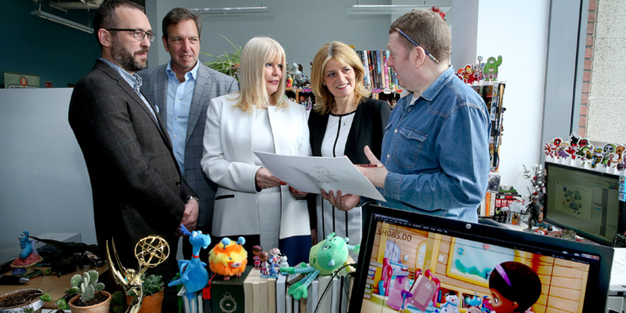 Description for Award Winning Animation Studio 'Brown Bag Films' Opens New Flagship Studio and Expands Animation Team in Dublin