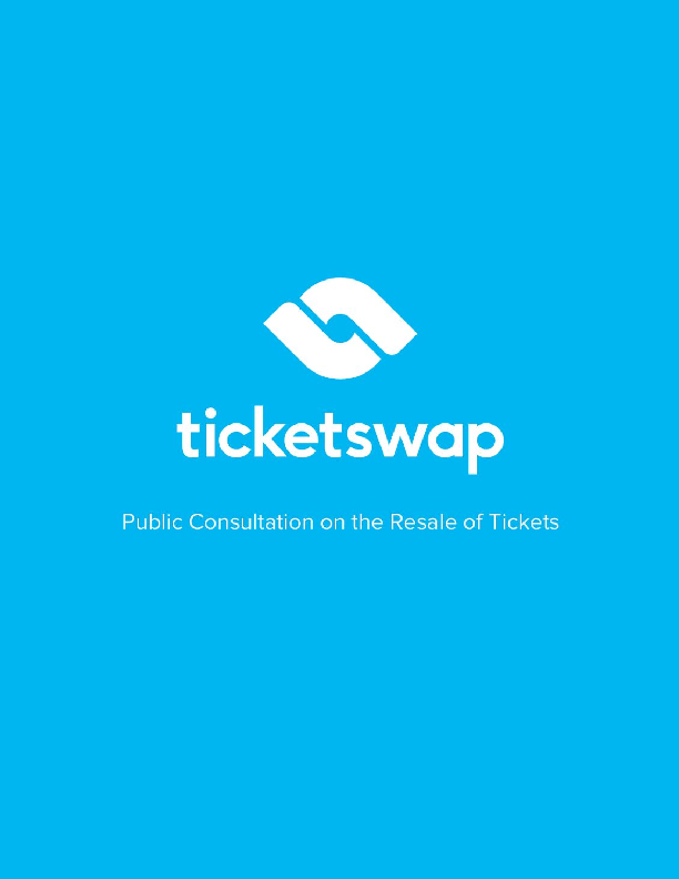 Image depicting item named Ticketswap submission