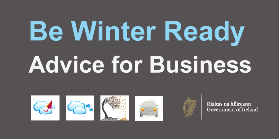 Be Winter Ready—Advice for Business